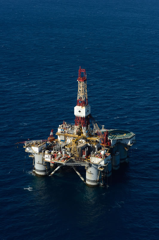 Oil & Gas Offshore Drilling & Dry Food Logistics