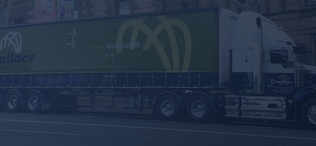 Wallace International adds first cab-over prime mover to fleet